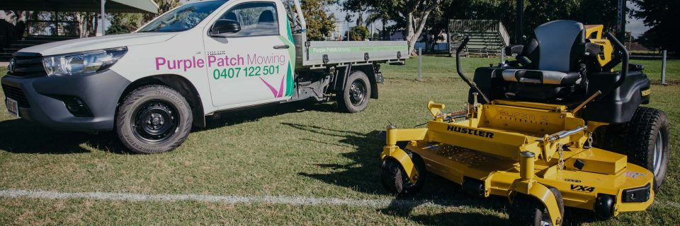 Lawn Mowing & Garden Care
